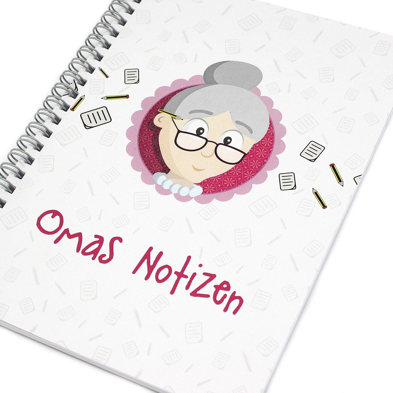 Geschenk Oma * Notizbuch Oma * Geschenk für Omas - Oma Geschenk ...