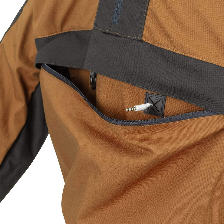 Helikon-Tex Woodsman Anorak Jacket/® Coyote//cendr/é Gris
