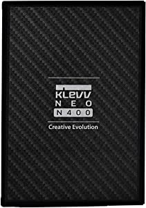 KLEVV NEO N400 SSD 2.5 Inch SATA 3 6Gb/s 240GB NAND Up to 500MB/s Internal Solid State Drive (K240GSSDS3-N40)