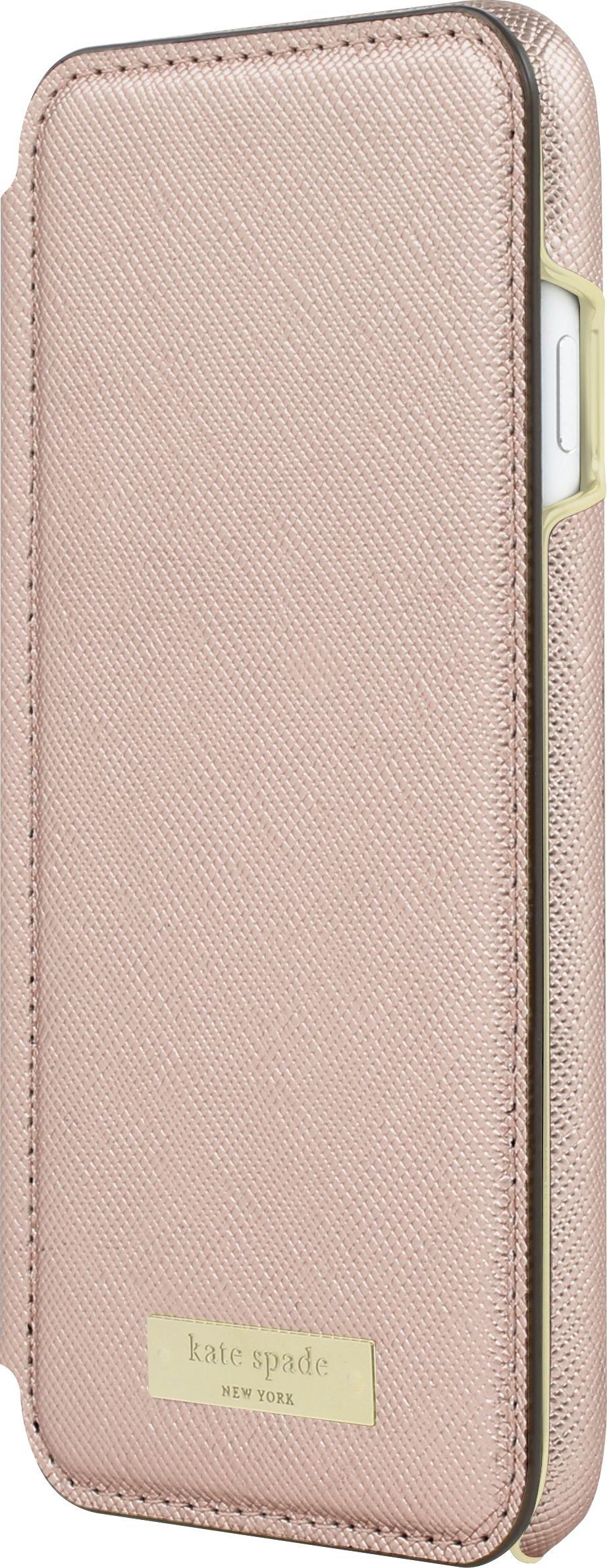 Incipio Apple iPhone 7/8 Kate Spade New York Folio Case - Rose Gold Folio
