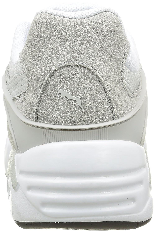 Puma Unisex-Erwachsene Blaze Classic Gris Niedrig-Top Grau - Gris Classic (Glacier Gray/Weiß) 499d6e