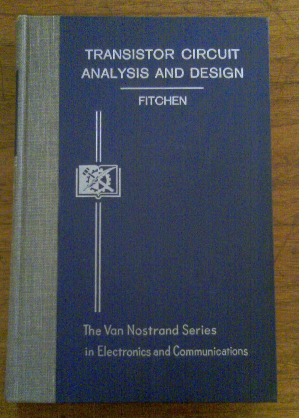 Transistor Circuit Analysis And Design Fitchen Franklin C Diagram 1996 Vw Golf Wiring Lifier Formulae Equations Illustrated By Diagrams Books