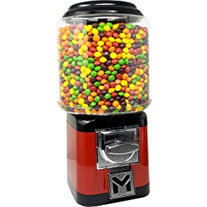 Candy Vending Machine for Small Candy, Nuts, Feed by American Gumball Company