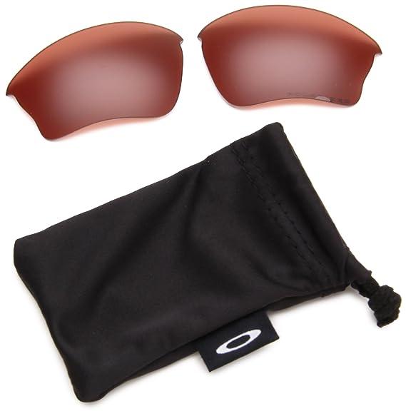Amazon.com: Oakley HALF JACKET lente de anteojos de sol ...