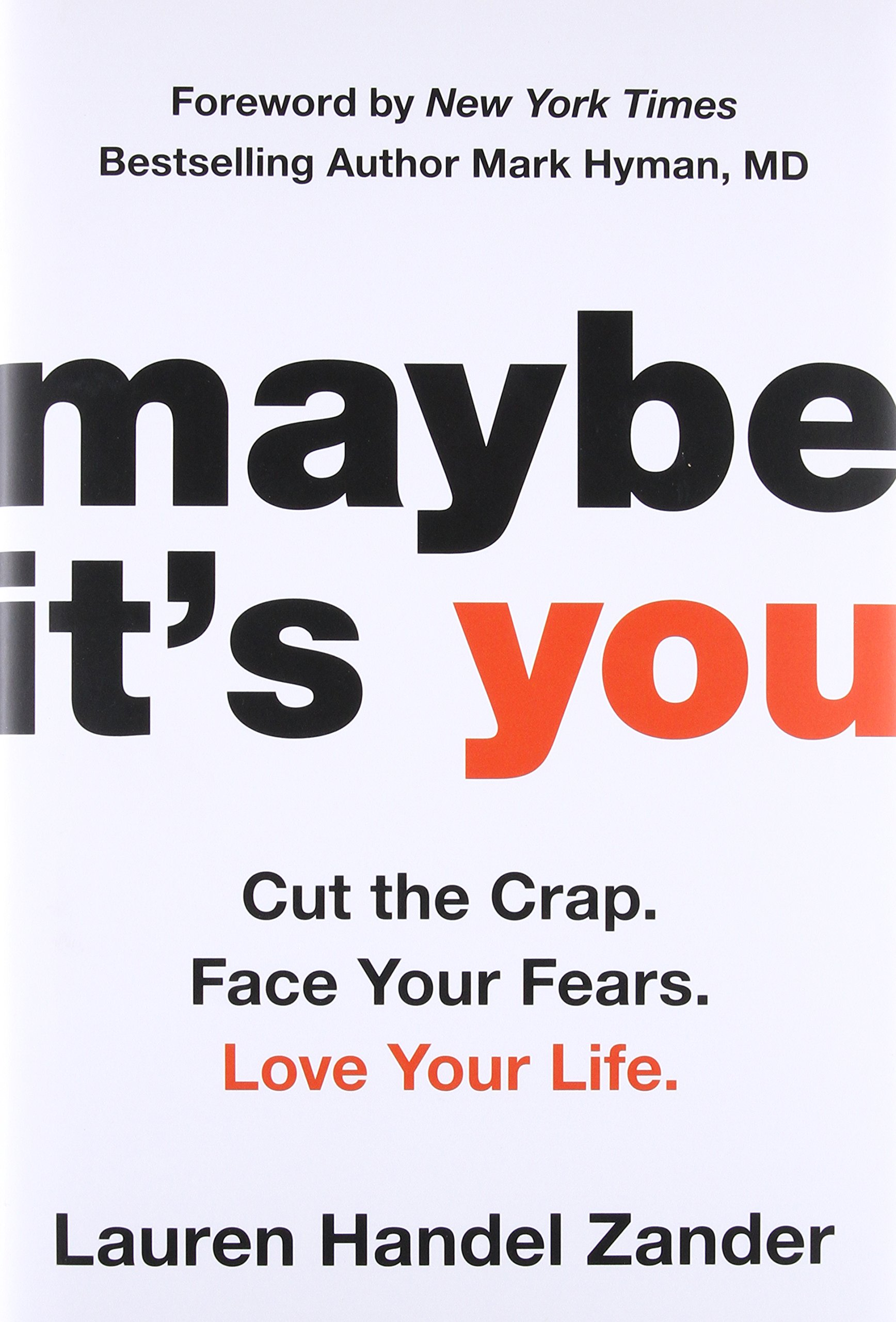 Maybe Its You Crap Fears product image