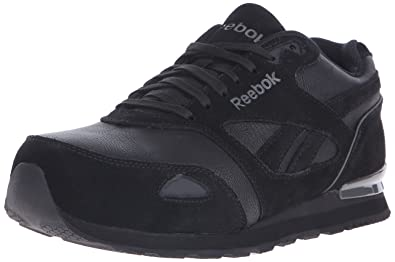 Reebok Work Men's Prelaris RB1974 Work Shoe, Black, ...