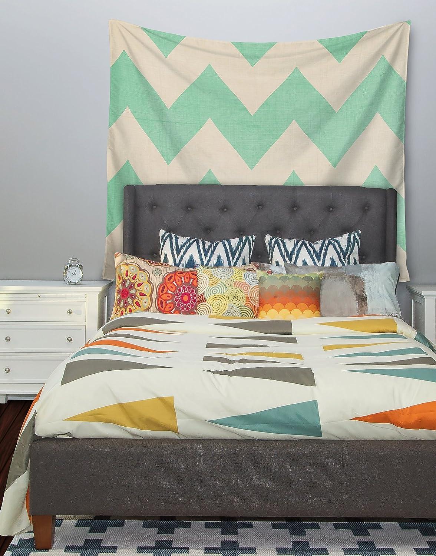 68 X 80 Kess InHouse Catherine McDonald Malibu Wall Tapestry