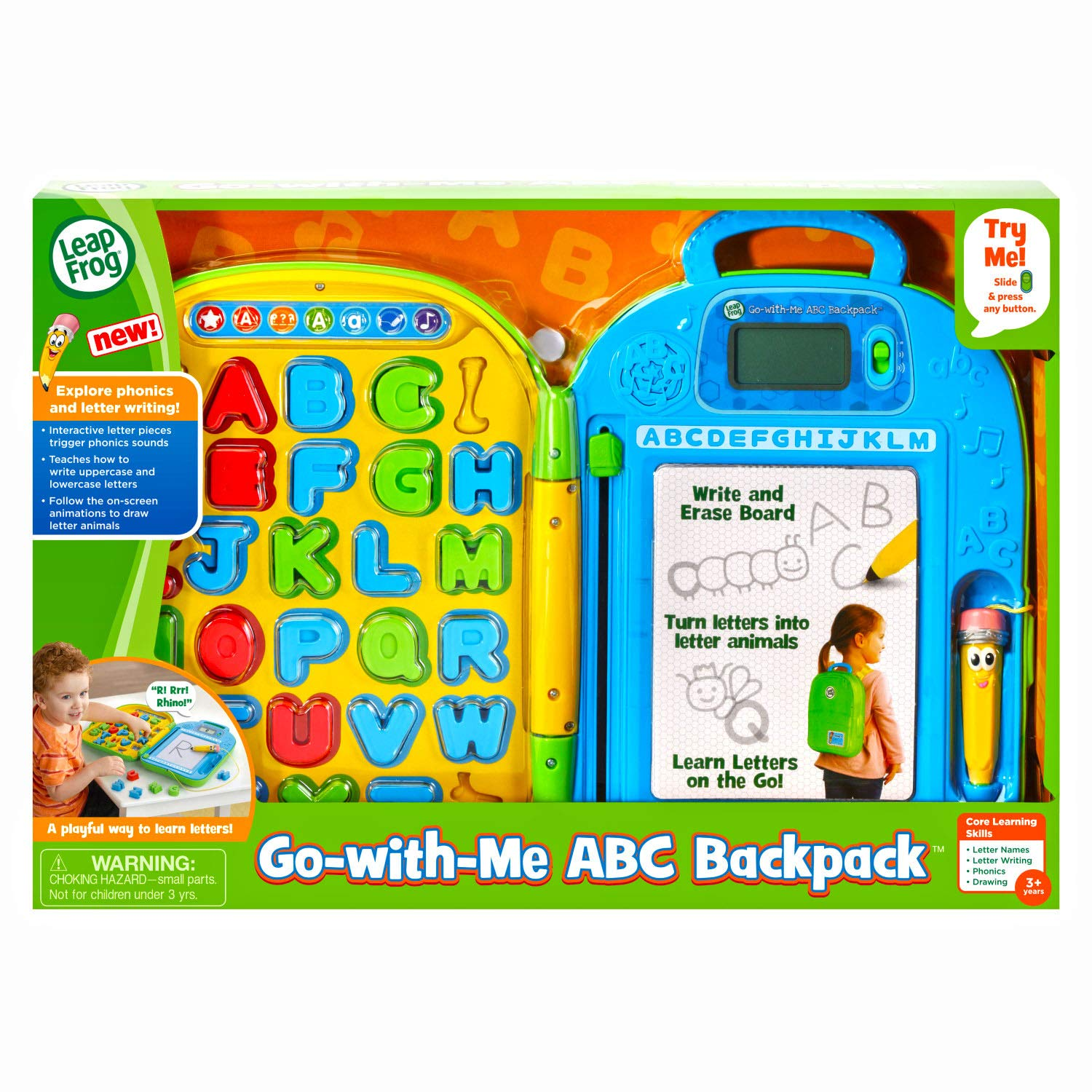 LeapFrog Go-with-Me ABC Backpack by LeapFrog (Image #6)