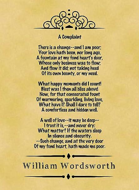 to sleep by william wordsworth