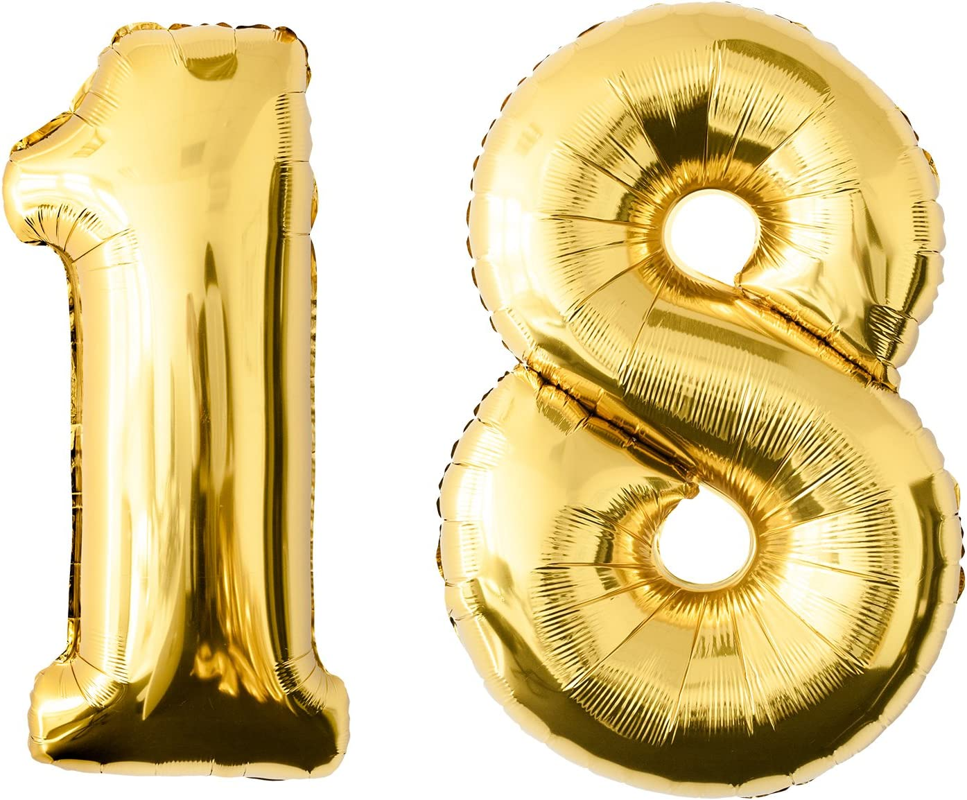 Palloncino lamina in oro Giant Elio//Aereo Balloon Party Festa di compleanno 100 cm 18- oro