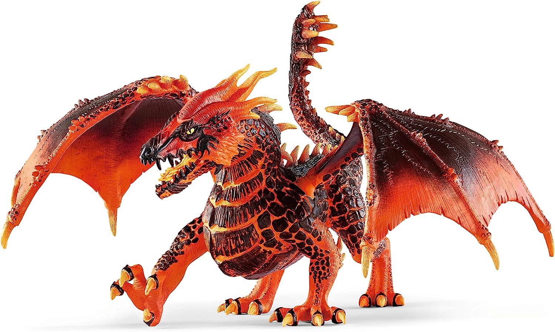 jeu personnage Schleich 42447 Lava Golem avec arme lavawelt eldrador