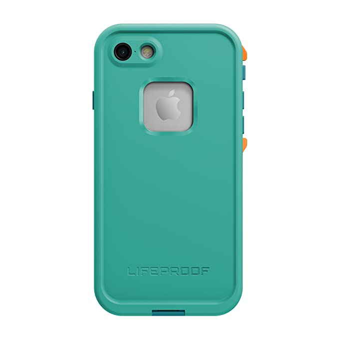 3b817f5082fa Image Unavailable. Image not available for. Color: Lifeproof FRĒ SERIES  Waterproof Case for iPhone 7 (ONLY) - Retail Packaging - SUNSET