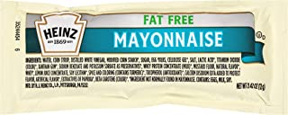 product image for Heinz Fat-Free Mayonnaise Single Serve Packet (0.4 oz Packets, Pack of 200)