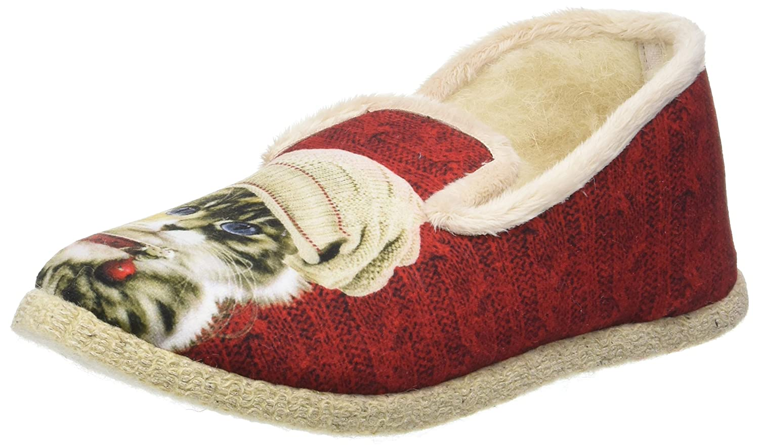 Rondinaud Chinon, Rondinaud Chaussons Bas Femme Femme Rouge Bas (Rouge) bd40a96 - automatisms.space