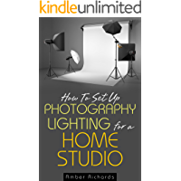 How to Set Up Photography Lighting for a Home Studio book cover
