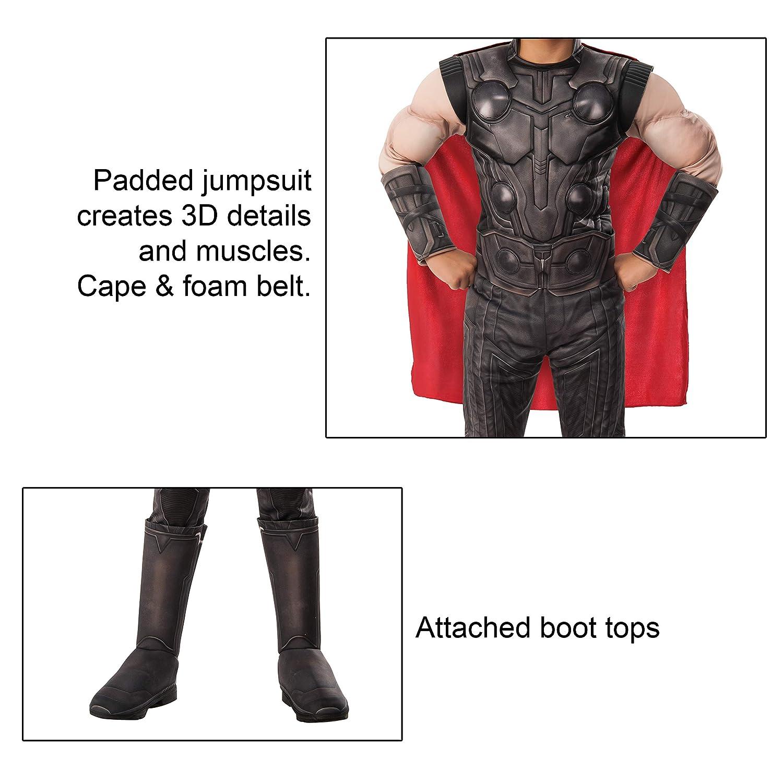 Rubies Marvel: Avengers Endgame Childs Deluxe Thor Costume