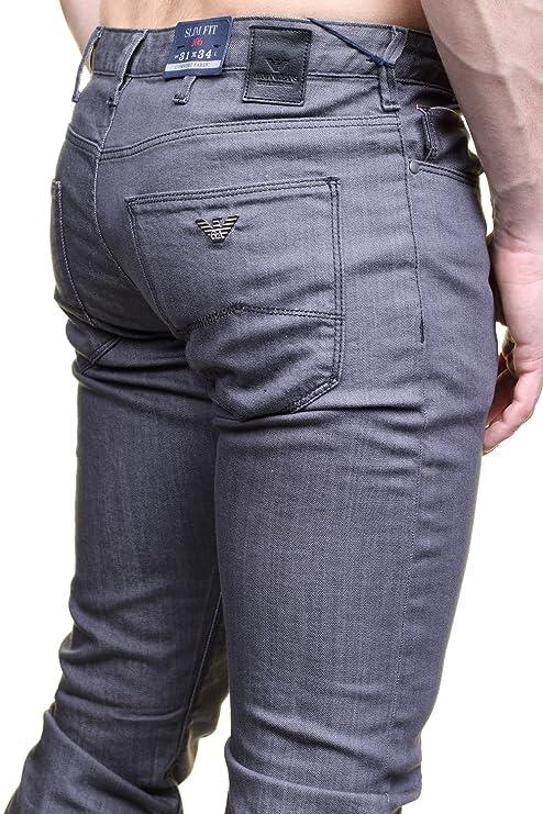 ARMANI JEANS - Pantalones Vaqueros De Hombre C6J93 3E 2K ...