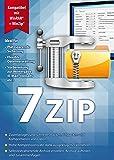 7 Zip Packen – Entpacken – Komprimieren - 100% kompatibel mit WinZip, Winrar für Windows 10 / 8.1 / 8 / 7