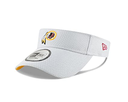 c9cd77904 Amazon.com   New Era Washington Redskins Official 2018 NFL On-Field ...
