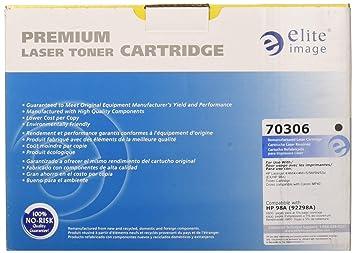 Elite Image ELI70306 Compatible Toner Replaces HP 92298A (98A), Black