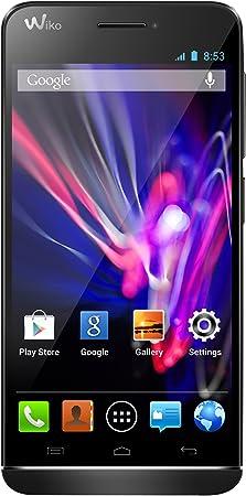 Wiko Wax - Smartphone libre Android (Pantalla 4.7