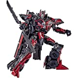 Transformers Toys Studio Series 61 Voyager Class Dark of The Moon Sentinel Prime Action Figure – Adults and Kids Ages 8 and U