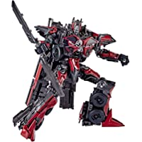 "Transformers - Studio Series 61 - Sentinel Prime Voyager Class 6.5"" Action Figure - Dark of The Moon - Kids Toys - Ages 8+"