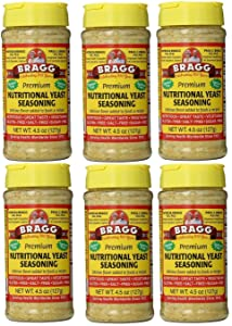 Bragg Ssnng Nutrntl Yeast
