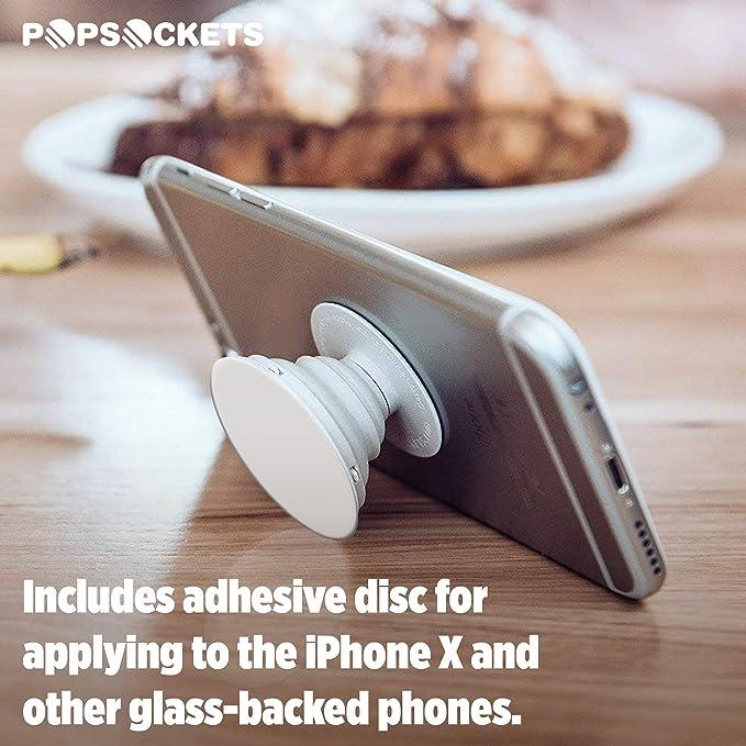 coque popsocket iphone x