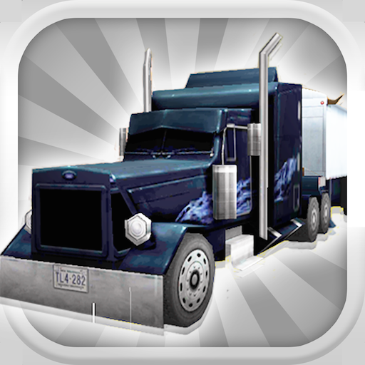 Big Rig Trucker: 3D Semi Truck Driving Game - FREE Edition Big Rig Truck Games