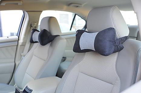 Amazon.com: sojoy- Masaje coche cuello Almohadas (versión ...