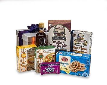 Allergy free gift basket amazon grocery gourmet food allergy free gift basket negle Gallery