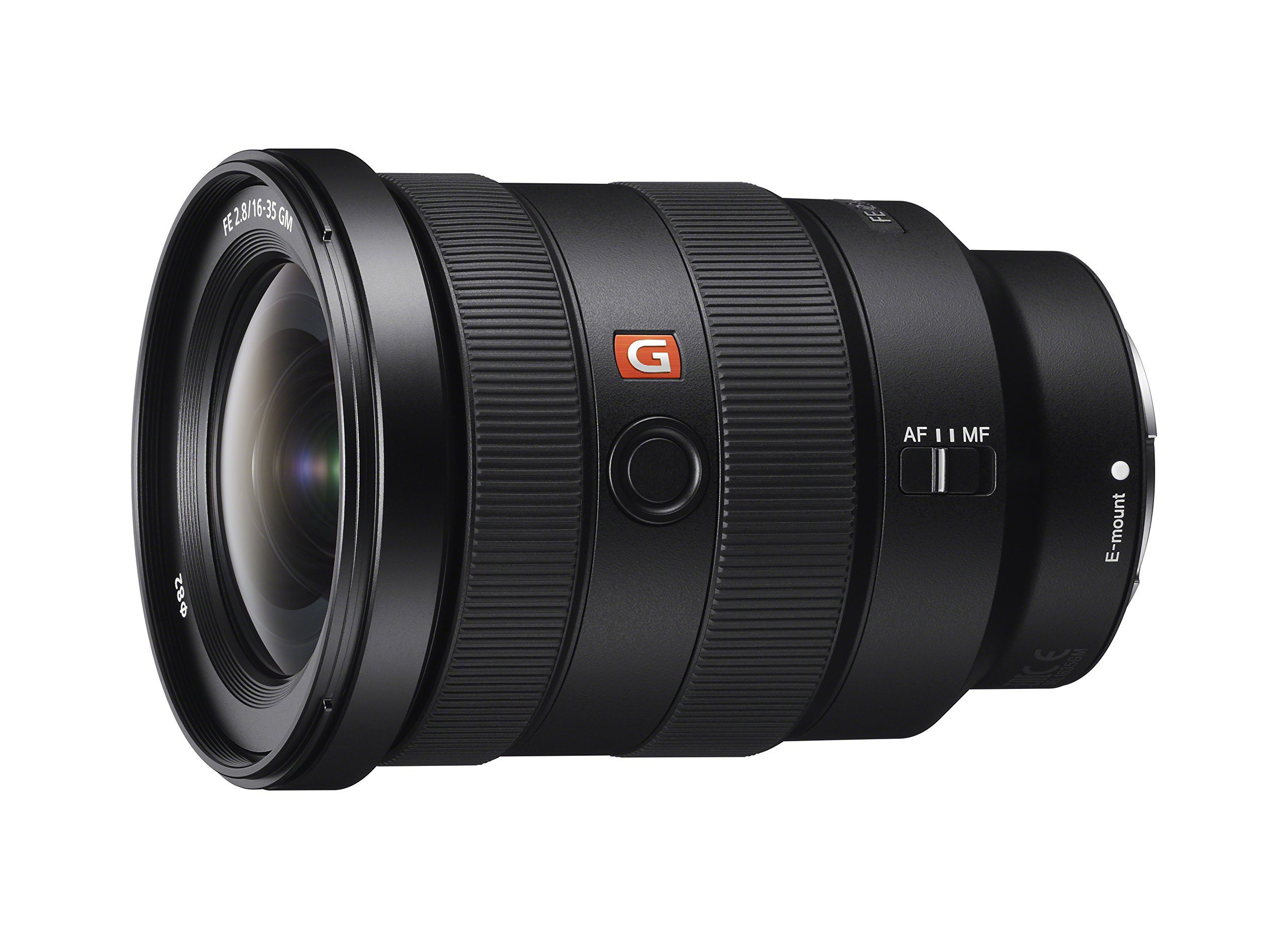 Sony - FE 16-35mm F2.8 GM Wide-angle Zoom Lens (SEL1635GM) by Sony