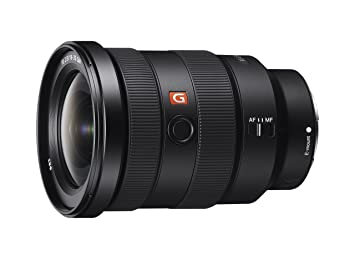 Sony SEL1635GM 16-35mm f/2.8-22 Zoom Camera Lens, Black Camera Lenses at amazon