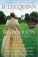 Bridgerton Collection Volume 1: The First Three Books in the Bridgerton Series (Bridgertons) Kindle Edition