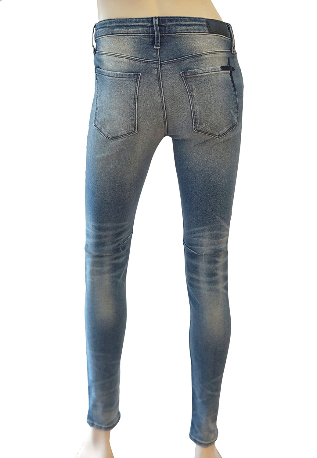 2026e45db6036f RtA Road to Awe Icon Skinny Jeans at Amazon Women's Jeans store