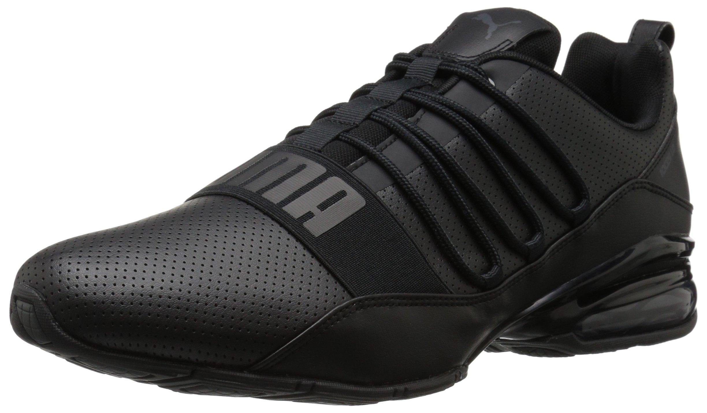 Galleon - PUMA Men s Cell Regulate SL Sneaker Black-Dark Shadow 5480f8215