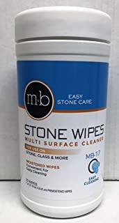 product image for MB Stone Care MB-17 Stone Wipes