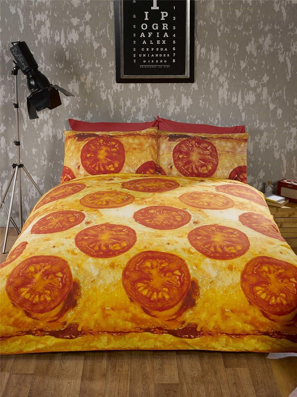 Pizza comforter