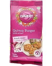 Davert Quinoa Burger, 6er Pack (6 x 160 g)