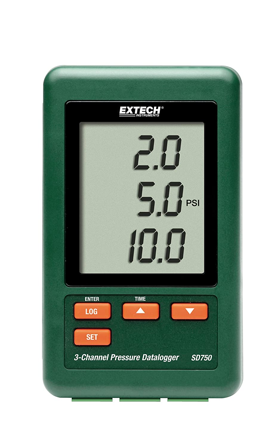 Extech SD750 3 Channel Pressure Datalogger