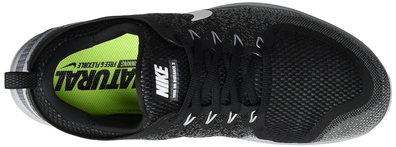 NIKE Men's Free RN Distance 2 Running Shoe B002F1ZHWS 7.5|black