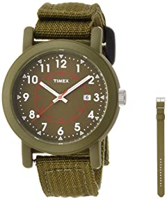 Beauty & Youth x Briefing x Timex Over-Size Camper 1443-499-1101