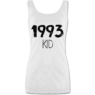 Geburtstag - 1993 Kid - Lang-Geschnittenes Tanktop für Damen: Shirtracer:  Amazon.de: Bekleidung