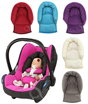 UNIVERSAL Infant Baby Toddler Car Seat Stroller Head Support Pillow