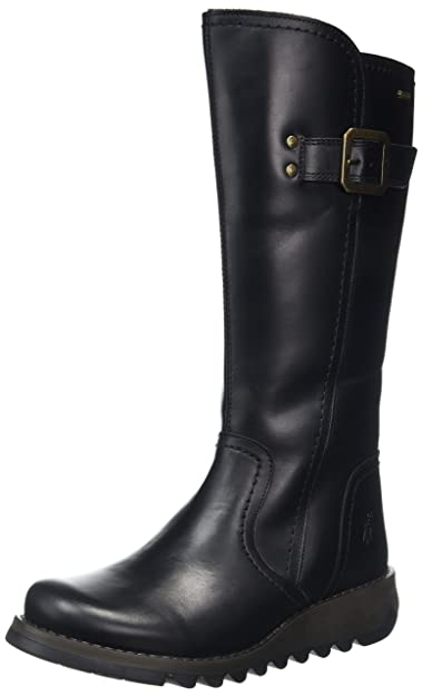 size 40 abe5a d1bc5 Fly London Damen Shap059fly Stiefel