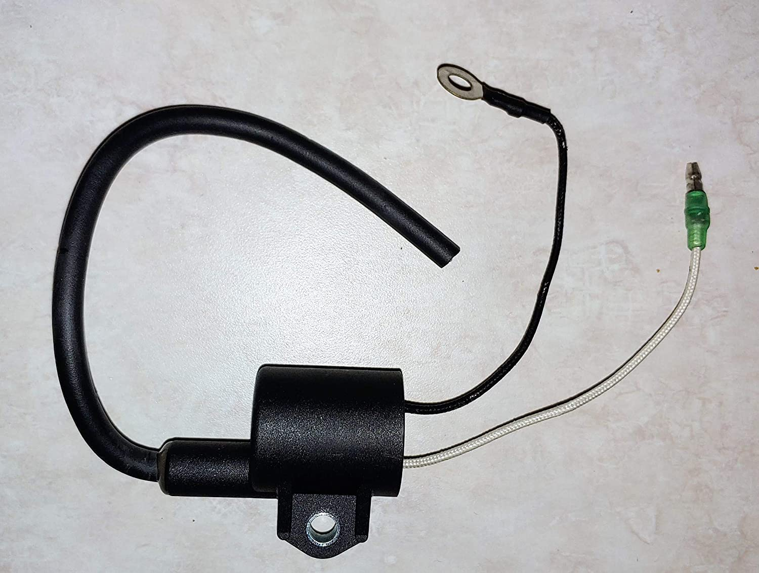 Engines Replaces 61N-85570-10-00 and 61N-85570-00-00 2 stroke 25 HP Ignition Coil Assy for Yamaha Outboard C 20 HP 30 HP