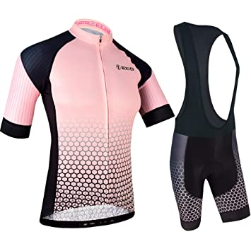 BXIO Maillot Ciclismo Mujer d469e2afa044c
