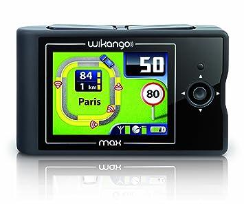 Alerte GPS Wikango Max - Detector de radares [Importado de Francia]: Amazon.es: Electrónica