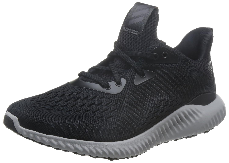 Adidas Alphabounce Em M, Zapatillas de Running para Hombre 46 EU Varios Colores (Negbas/Ftwbla/Neguti)
